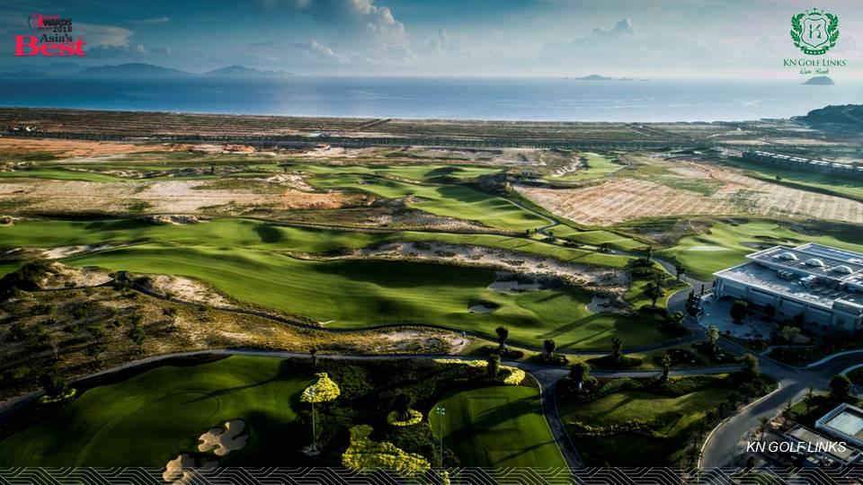 sân kn golf link 27 lỗ